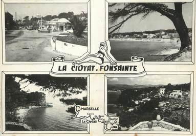 "/ CPSM FRANCE 13 ""La Ciotat Fonsainte"""