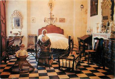 """/ CPSM FRANCE 13 """"Chateau Gombert, musée des arts et traditions"""""""