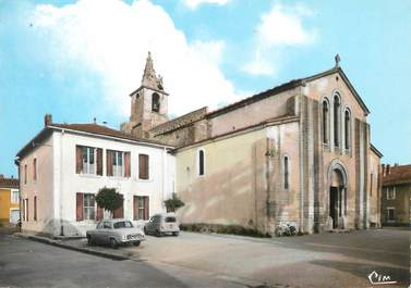 """/ CPSM FRANCE 13 """"Cabannes, église"""""""