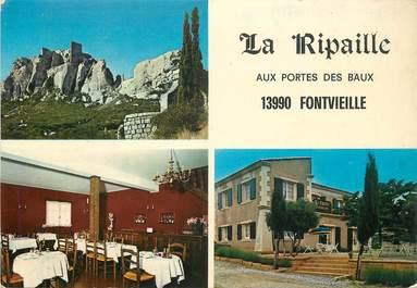 """/ CPSM FRANCE 13 """"Fontvieille, la Ripaille"""""""
