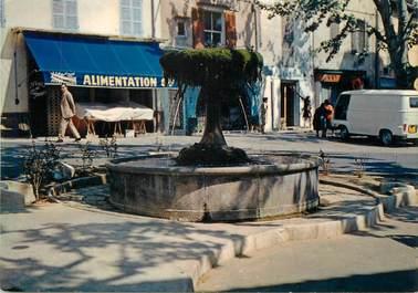 """/ CPSM FRANCE 13 """"Gémenos, la fontaine"""""""