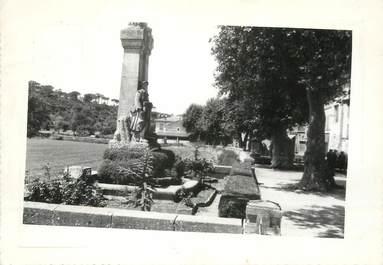 """/ CPSM FRANCE 13 """"Jouques en Provence"""" / MONUMENT AUX MORTS"""