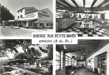 """/ CPSM FRANCE 13 """"Orgon, auberge aux petits pavés"""""""