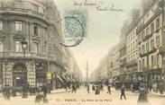 """75 Pari CPA FRANCE 75002 """"Paris, La rue de la Paix"""""""