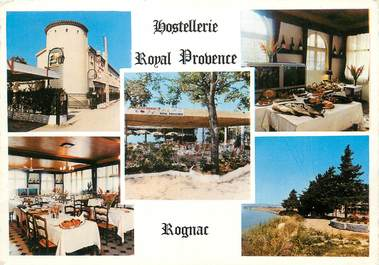 "/ CPSM FRANCE 13 ""Rognac, Hostellerie Royal Provence"""
