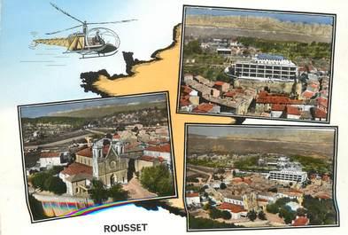 "/ CPSM FRANCE 13 ""Rousset"""