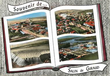 "/ CPSM FRANCE 13 ""Salin de Giraud"""