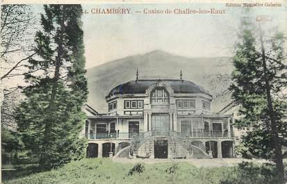 """CPA FRANCE 73 """"Chambéry, casino de Challes les Eaux"""""""