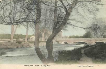 """CPA FRANCE 83 """"Brignoles, Pont des Augustins"""""""