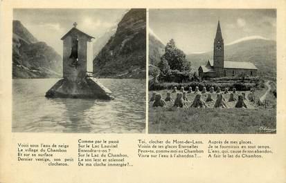"CPA FRANCE 38 ""Le Chambon, l'Eglise"""