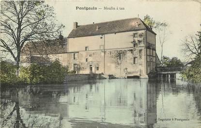 "CPA FRANCE 28 ""Pontgouin, moulin à tan"""