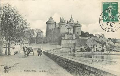 """/ CPA FRANCE 35 """"Combourg, le château"""" / PRECURSEUR, avant 1900"""