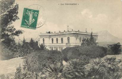 """/ CPA FRANCE 83 """"Toulon, La Germaine"""" / PRECURSEUR, avant 1900"""