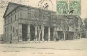"""84 Vaucluse / CPA FRANCE 84 """"Pertuis, les Greniers"""" / PRECURSEUR, avant 1900"""