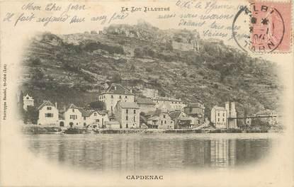 "/ CPA FRANCE 46 ""Capdenac"" / PRECURSEUR, avant 1900"