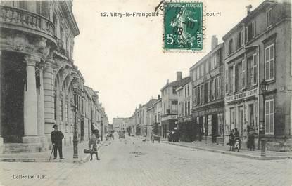 "/ CPA FRANCE 51 ""Vitry Le François"" / PRECURSEUR, avant 1900"