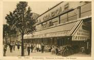 """75 Pari / CPA FRANCE 75014 """"Paris, Montparnasse, restaurant la Coupole"""""""