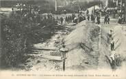 """75 Pari / CPA FRANCE 75016 """"Paris, les travaux de défense du camp retranché de Paris"""" / GUERRE DE 1914"""
