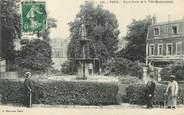 """75 Pari / CPA FRANCE 75016 """"Paris, Rond point de la villa Montmorency"""""""