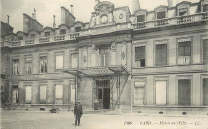"""/ CPA FRANCE 75007 """"Paris, mairie du VII ème"""""""