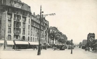 "/ CPA FRANCE 75018 ""Paris, bld Ney"""