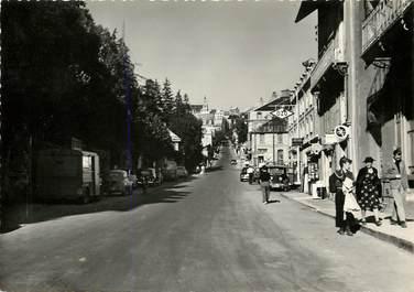 """CPSM FRANCE 05 """"Briançon, avenue Maurice Petsche et la chaussée"""""""