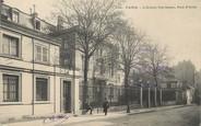 """75 Pari / CPA FRANCE 75005 """"Paris, l'école normale, rue d'Ulm"""""""