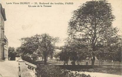 """/ CPA FRANCE 75007 """"Paris, bld des Invalides"""""""
