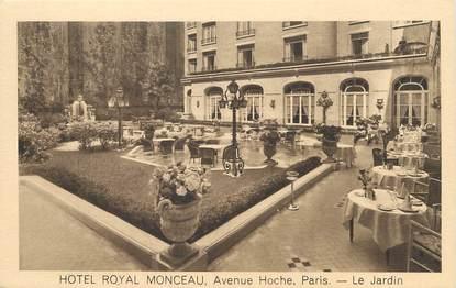 """/ CPA FRANCE 75008 """"Paris, hôtel Royal Monceau"""""""