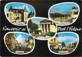 "14 Calvado / CPSM FRANCE 14 ""Souvenir de Pont l'Evêque"""