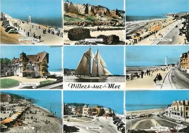 """/ CPSM FRANCE  14 """"Villers sur  Mer"""""""