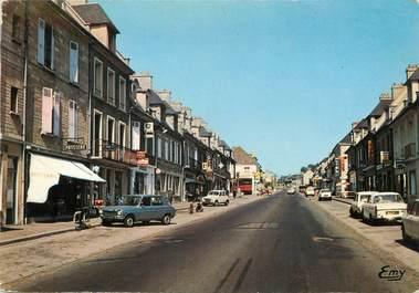 "/ CPSM FRANCE 14 ""Villers Bocage, la rue principale"""