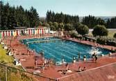 """15 Cantal / CPSM FRANCE 15 """"Aurillac, la piscine"""""""