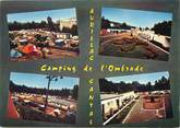 """15 Cantal / CPSM FRANCE 15 """"Aurillac"""" / CAMPING"""
