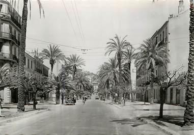"""CPSM FRANCE 83 """"Hyères, avenue des Palmiers"""""""