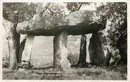 """83 Var CPSM FRANCE 83 """"Draguignan, dolmen de la pierre de la Fée"""""""