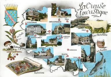 CPSM FRANCE 23 / La Creuse touristique