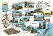 23 Creuse CPSM FRANCE 23 / La Creuse touristique