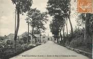 """77 Seine Et Marne / CPA FRANCE 77 """"Bray sur Seine, entrée du pays et faubourg de Jaulnes"""""""