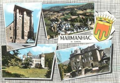 "/ CPSM FRANCE 15 ""Marmanhac"""