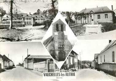 """CPSM FRANCE 80 """"Vauchelles les Authie"""""""