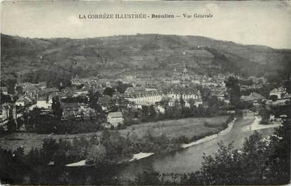 """CPA FRANCE 19 """"Beaulieu, vue générale"""" / La Corrèze illustrée"""