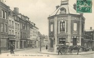 "76 Seine Maritime / CPA FRANCE 76 ""Yvetot, la rue Ferdiand Chevalier"""