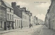 "76 Seine Maritime / CPA FRANCE 76 ""Yvetot, rue du Calvaire"""