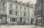 "76 Seine Maritime / CPA FRANCE 76 ""Yvetot, grand hôtel des Victoires"""