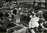 """72 Sarthe CPSM FRANCE 72 """"Conlie, Eglise et vue panoramique"""""""