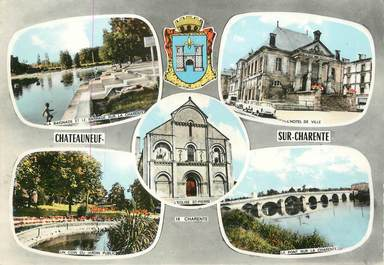 "/ CPSM FRANCE 16 ""Chateauneuf sur Charente """