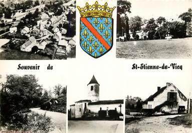 """CPSM FRANCE 03 """"Saint Etienne de Vicq, vues du village"""""""