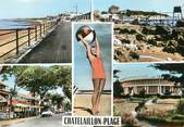 """17 Charente Maritime / CPSM FRANCE 17 """"Chatelaillon plage"""""""