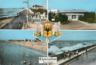 """/ CPSM FRANCE 17 """"Chatelaillon"""""""